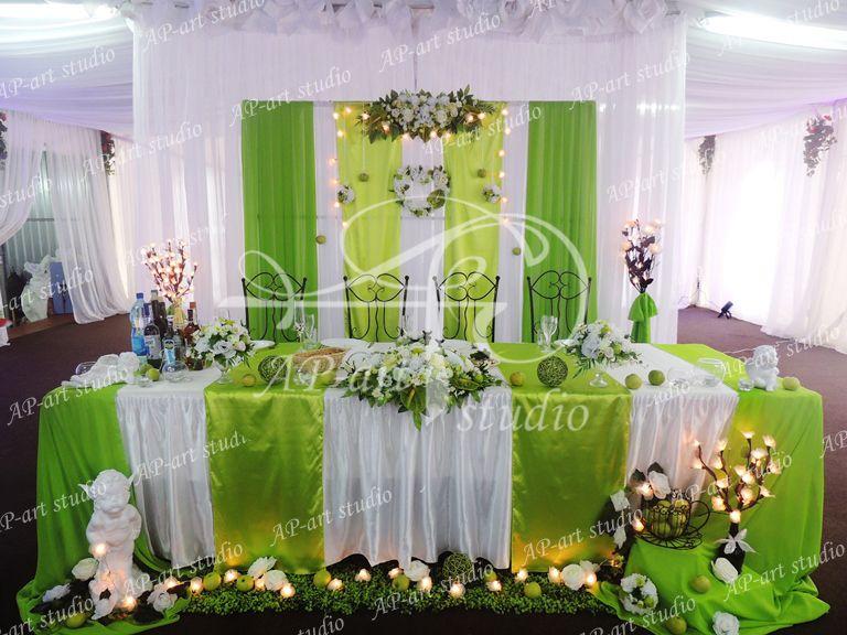 Фото 1423083 в коллекции Яблочная свадьба Любы и Саши - AP-art studio - свадебный декор и аксессуары