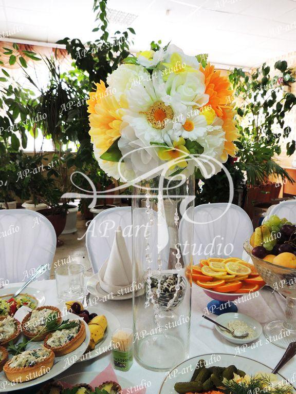 Фото 1423107 в коллекции Ромашковая свадьба - AP-art studio - свадебный декор и аксессуары