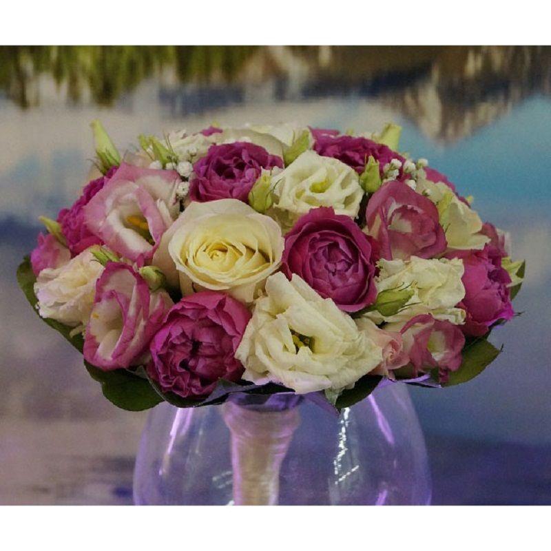 Букет невесты салон цветов мастер класс, цветы