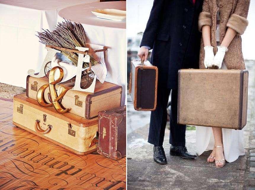 мои фотообои свадебные поздравления с чемоданом маршрутной
