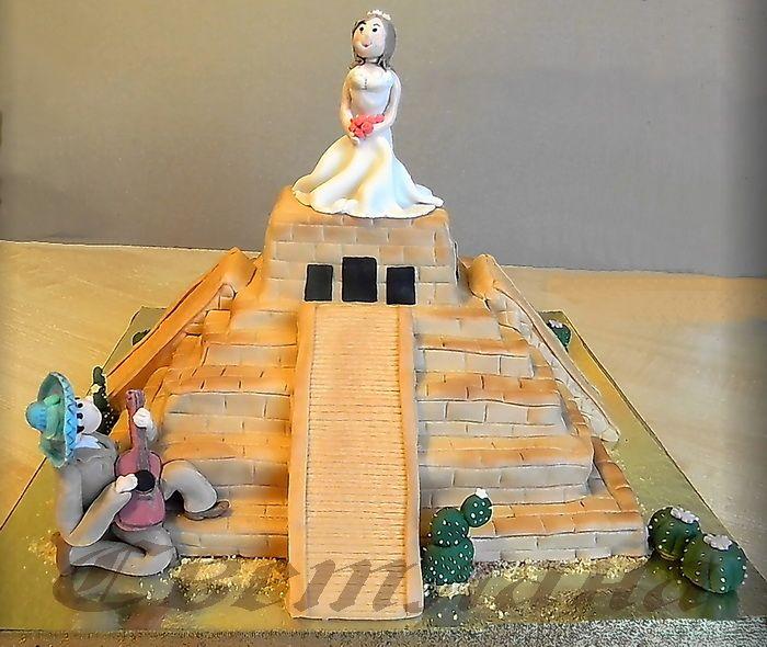 """Фото 1379031 в коллекции Свадебный торт - Авторские торты """"ТортКаприз"""""""