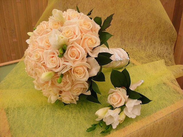 Фото 2689267 в коллекции Мои фотографии - Галерея цветов - Свадебное оформление