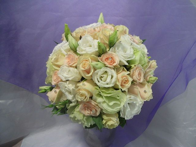 Фото 2689319 в коллекции Мои фотографии - Галерея цветов - Свадебное оформление