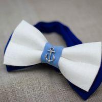 Сине-бело-голубая бабочка с якорем. Стоимость 890р.  Чтобы заказать пишите в л.с.  или по т. +7 952 216 48 01