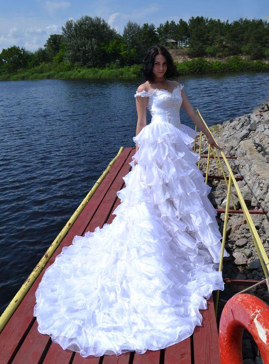 Свадебные платья прокат цена