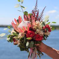 Букет невесты для регистрации