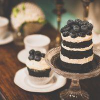 Утро невесты. Вкусные пирожные