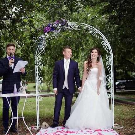 Проведение свадьбы + DJ + оборудование, пт/сб на июнь-сентябрь.
