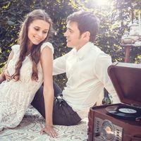 Романтическая фотосессия замечательных Лены и Саши. Фотограф Екатерина Вашнева.