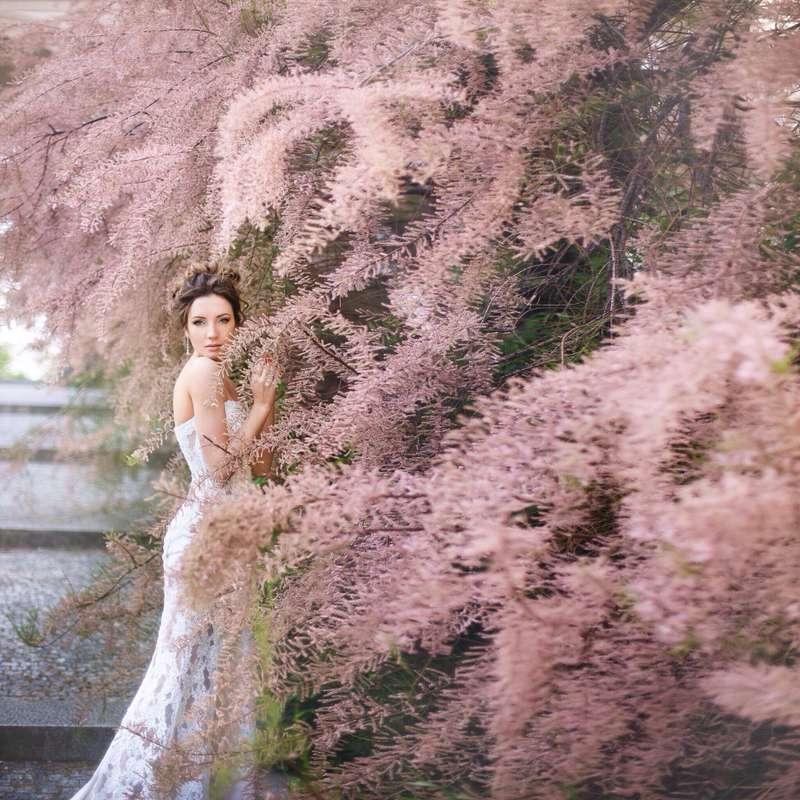 Причёска : Viktoria Kharavets MUA : Angelie Blazinski - фото 3658569 Viktoria Kharavets парикмахер-стилист