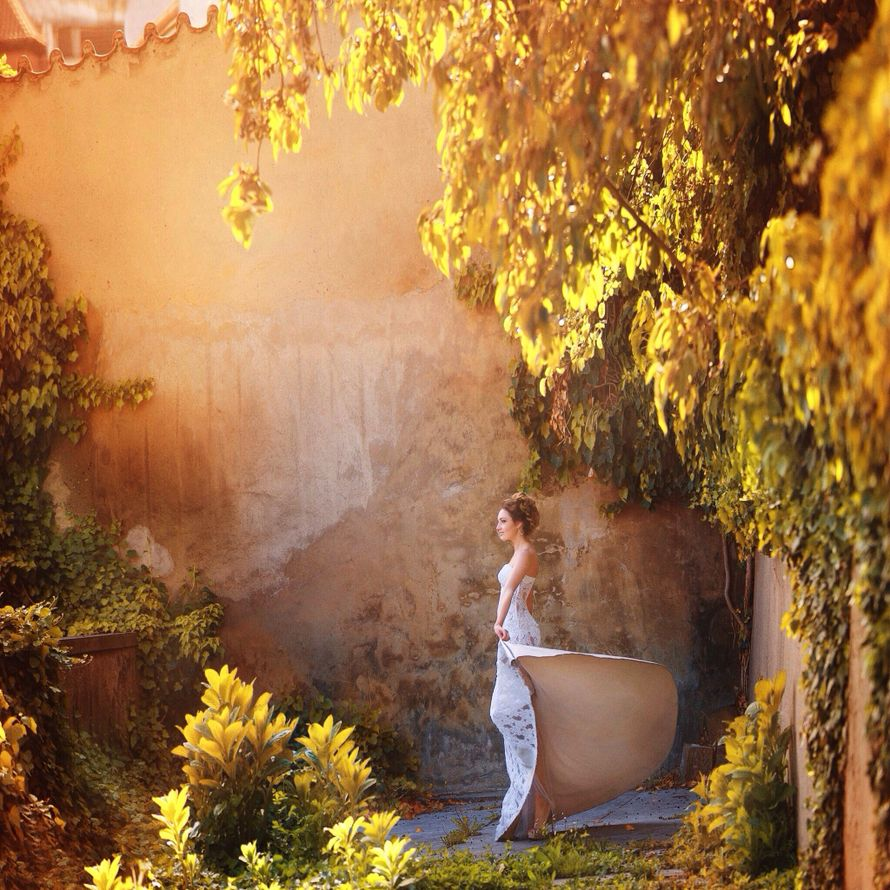 Невеста Алёна, Прага - фото 3658573 Viktoria Kharavets парикмахер-стилист