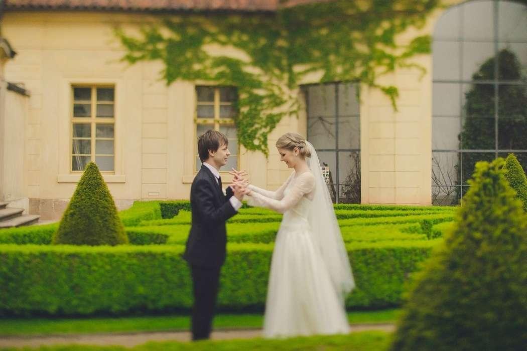 Невеста Ксения, Прага - фото 3792091 Viktoria Kharavets парикмахер-стилист