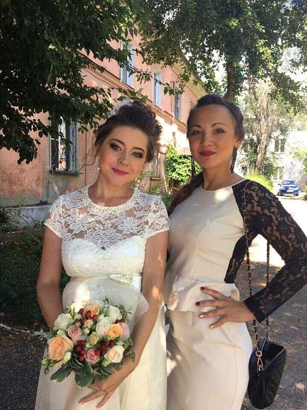 Фото 17092090 в коллекции Букеты наших невест - Цветочка - студия флористики