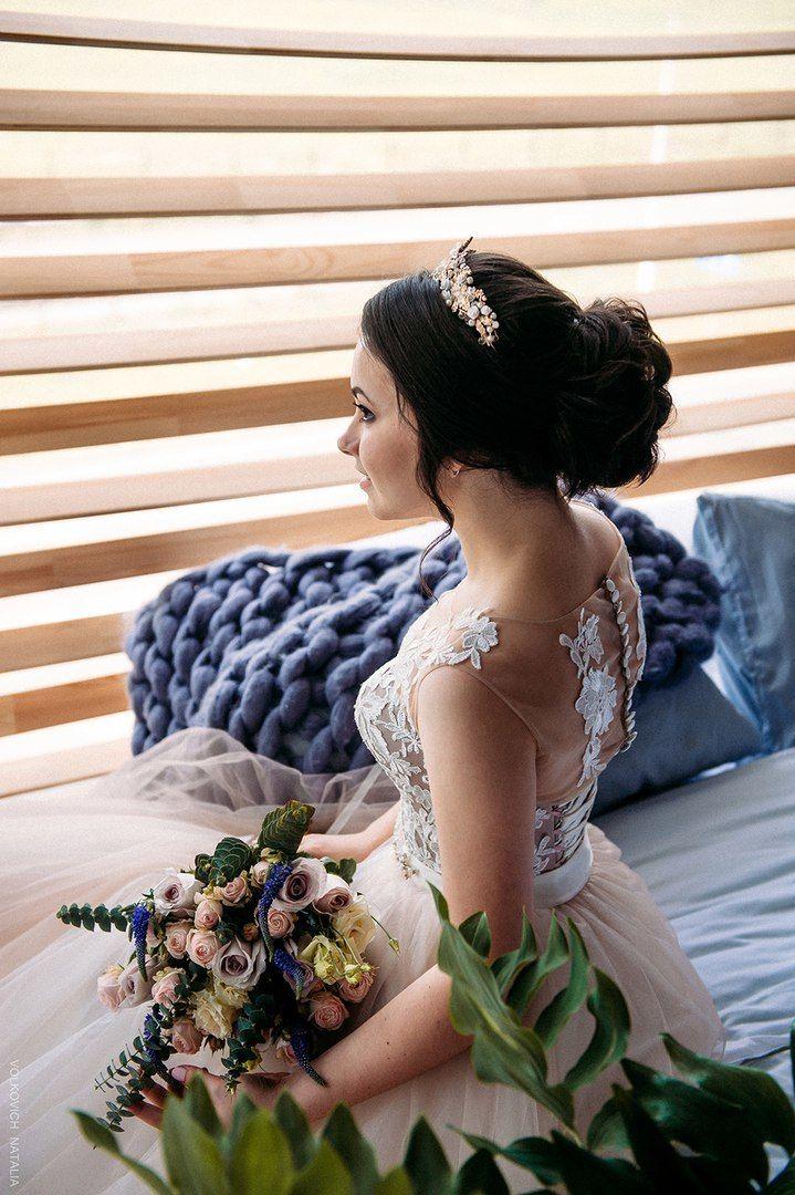Букет невесты Татьяны - фото 17092118 Цветочка - студия флористики