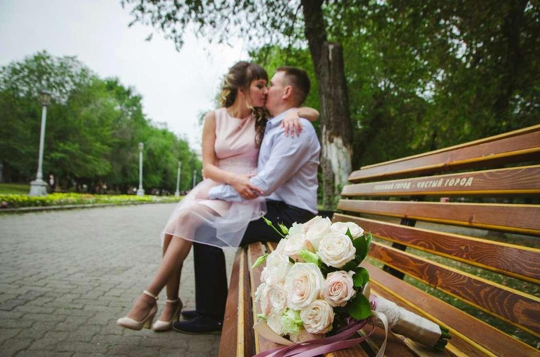 Букет невесты Эльзы - фото 17092132 Цветочка - студия флористики