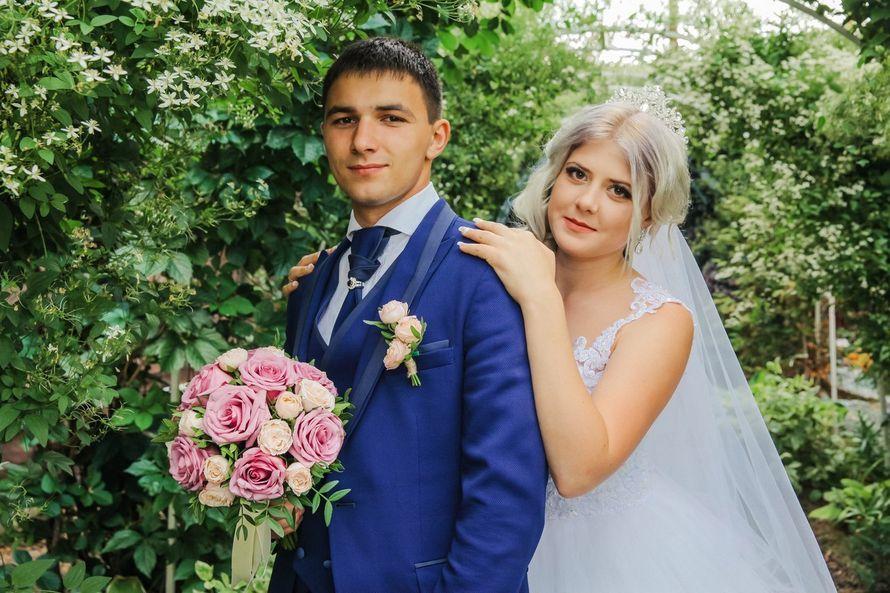 Букет невесты Кристины - фото 17092138 Цветочка - студия флористики