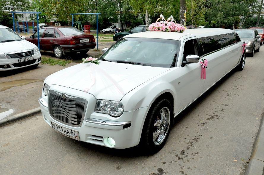 Фото 12045606 в коллекции Портфолио - Лимо - прокат автомобилей на свадьбу