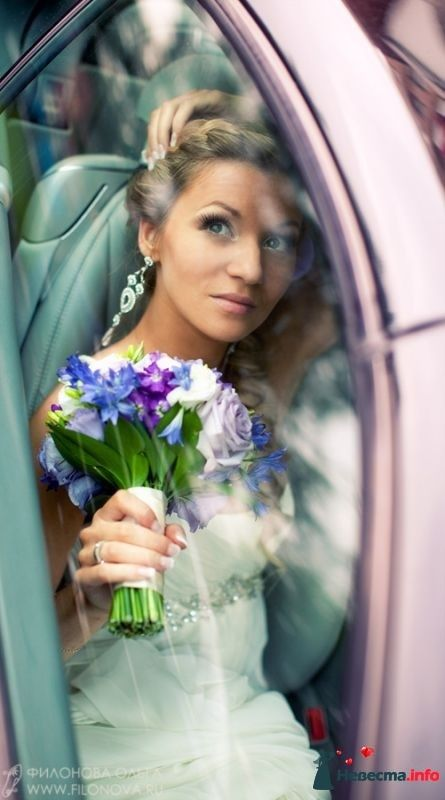 Кто сказал что темный мерседес - не свадебная машина? - фото 344769 Фотограф Филонова Ольга