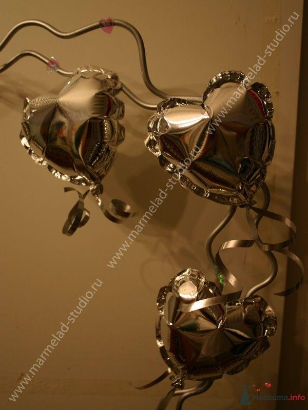 """Фото 26248 в коллекции Оформление свадьбы воздушными шарами - Студия праздника """"Мармелад"""""""