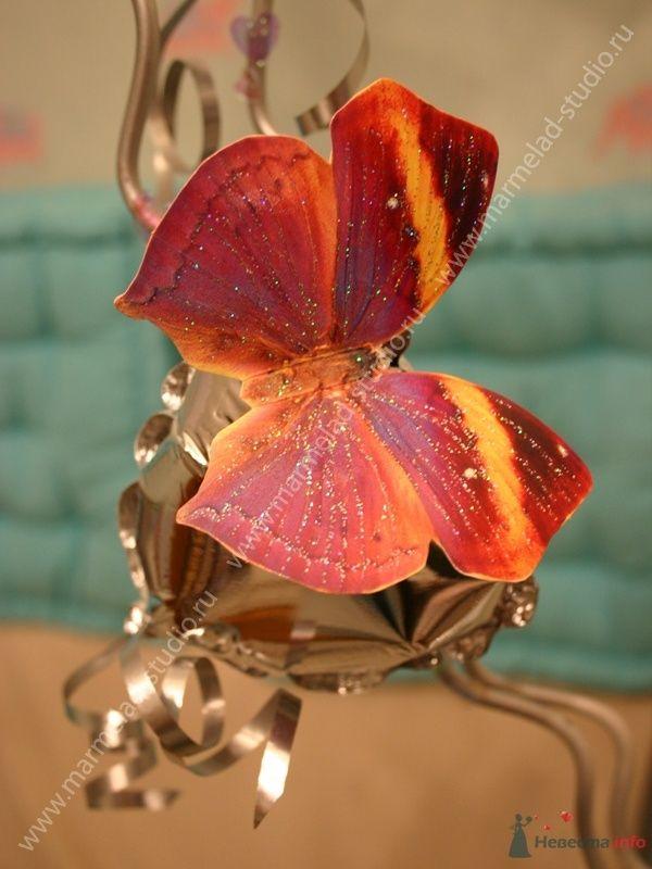 Фото 26250 в коллекции Оформление свадьбы воздушными шарами