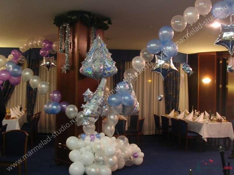 """Фото 26334 в коллекции Новогоднее оформление - Студия праздника """"Мармелад"""""""