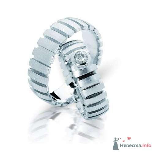 Обручальные кольца  Артикул 3224 - фото 12501 Ювелирный интернет-магазин Rings