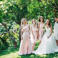 Свадьба в Амальфи. Италия.