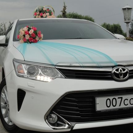 Кортеж Toyota Camry в аренду