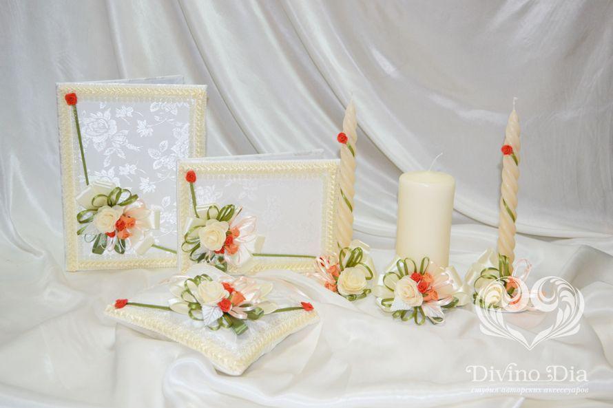 """Коллекция """"Дыхание лета"""" - фото 1480189 Divino Dia - эксклюзивные свадебные аксессуары"""