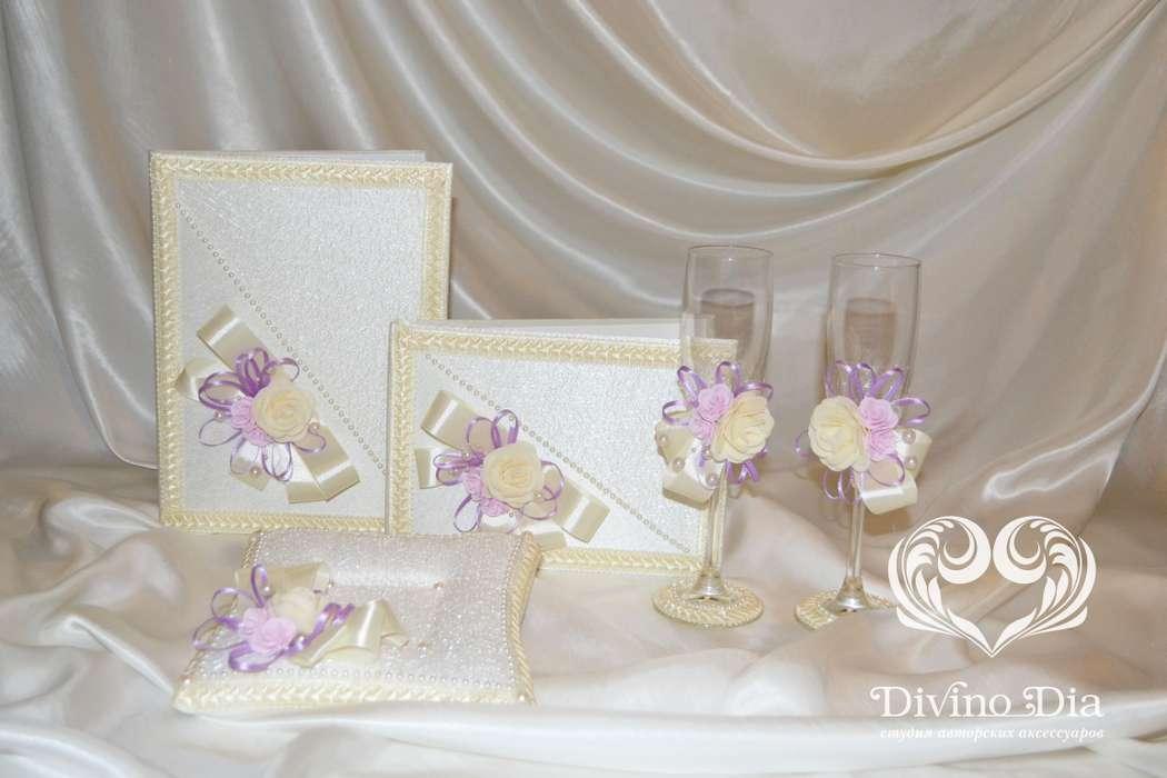 """Коллекция """"Лунная мелодия"""" - фото 1480191 Divino Dia - эксклюзивные свадебные аксессуары"""