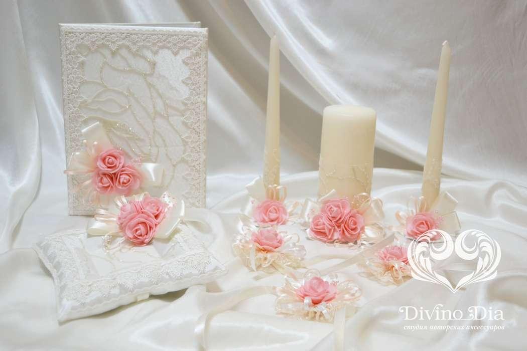 """Коллекция """"Сладостное пробуждение"""" - фото 1480249 Divino Dia - эксклюзивные свадебные аксессуары"""