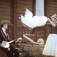 Наталья и Даниил. Свадьба в стиле Western.