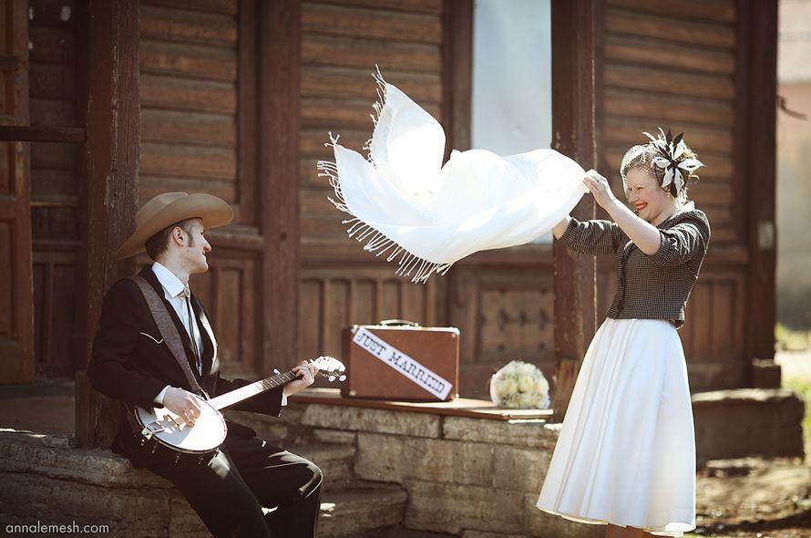 Наталья и Даниил. Свадьба в стиле Western.  - фото 2291556 Фотограф Анна Лемеш