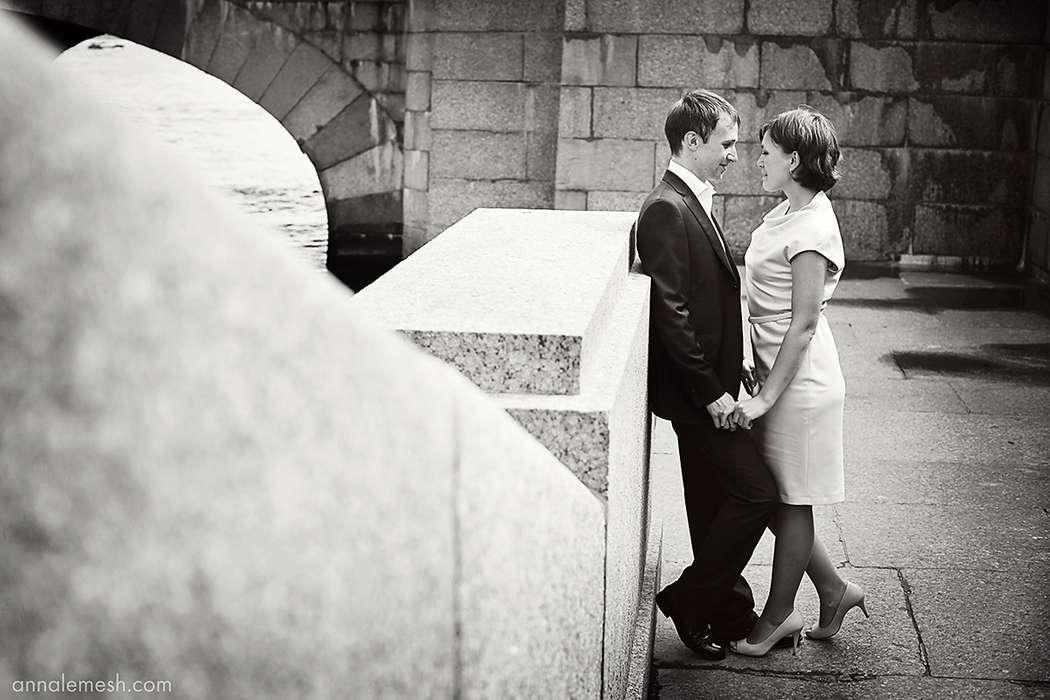 Маша и Сергей. Небольшая свадьба на берегах Невы - фото 2479397 Фотограф Анна Лемеш