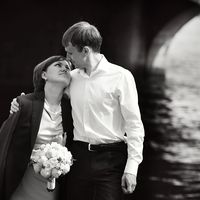 Маша и Сергей. Небольшая свадьба на берегах Невы