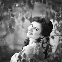 Летняя свадьба. Марина