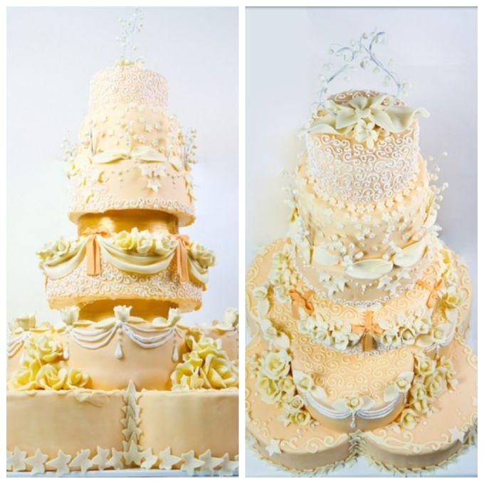 Свадебный торт фотогалерея краснодар