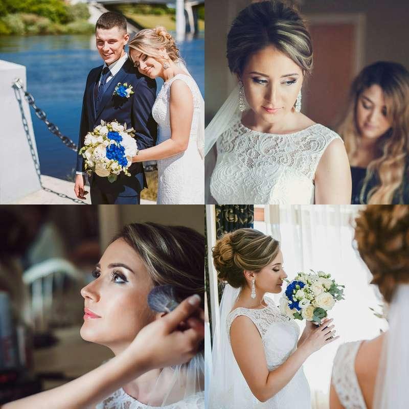 Фото 11675890 в коллекции мои невесты - Визажист - стилист Ксюша Nika
