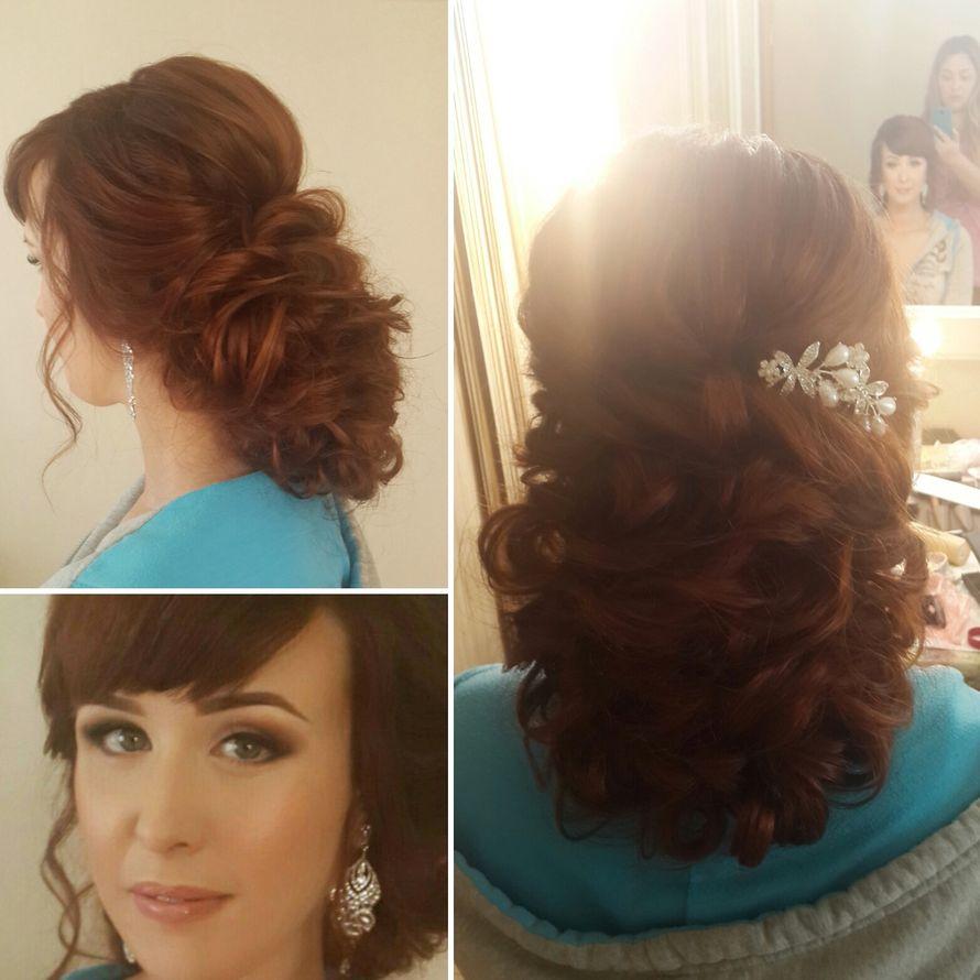 Фото 11675892 в коллекции мои невесты - Визажист - стилист Ксюша Nika