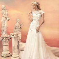 Подбираю модели к свадьбе в стиле рустик...