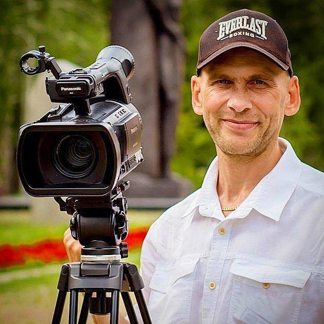 Видеооператор видеограф видеосъёмка свадьба Омск - фото 15627826 Видеосъёмка - Сергей Хаханов