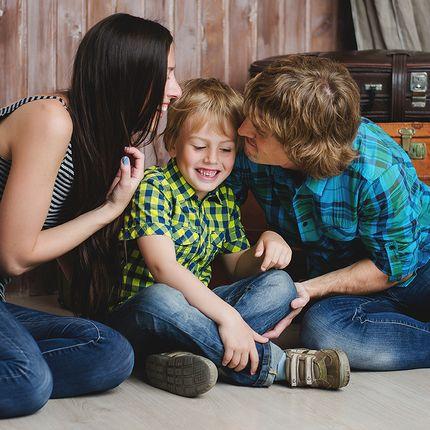 Семейная - детская фотосъёмка