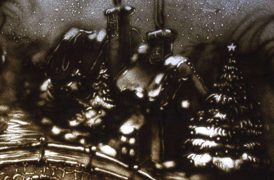 Фото 1563981 в коллекции Пескография от Plum Studio - Организатор свадеб Глуш Ольга