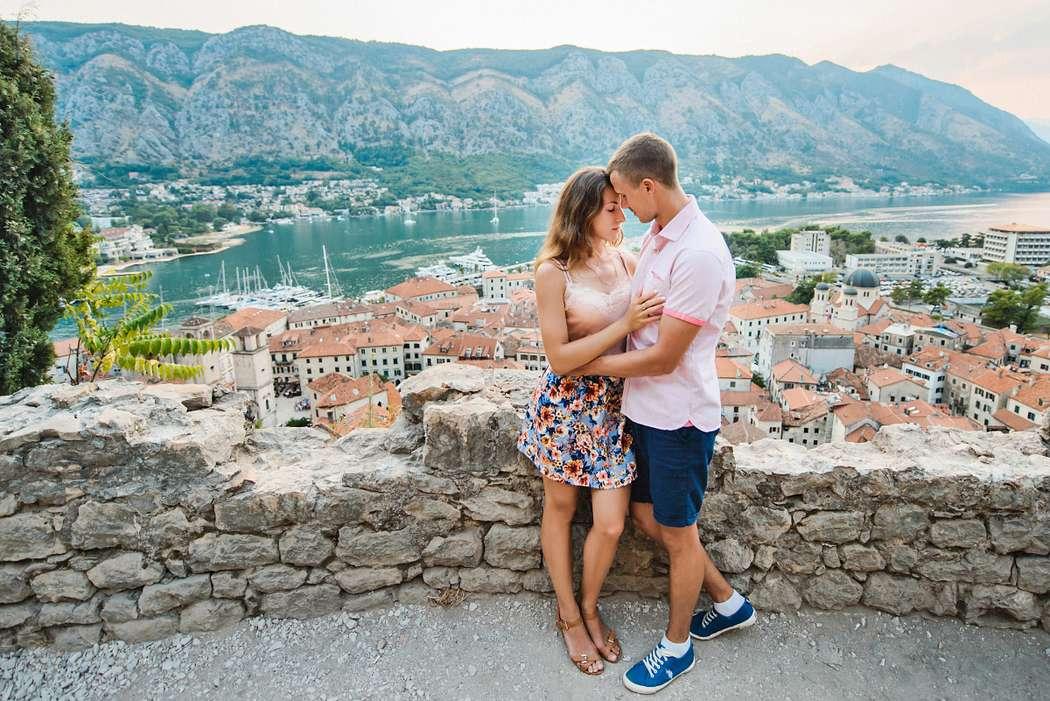 """Love-story в Которе, Черногория - фото 17839626 Фото-дуэт """"Параллели"""""""