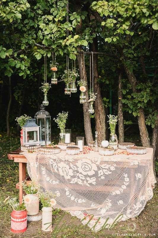 Фото 2586971 в коллекции Оформление свадеб. - Студия флористики и декора - Артишок