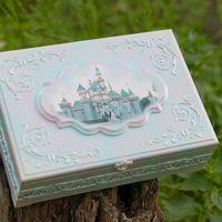 шкатулка для подарков сказка замок