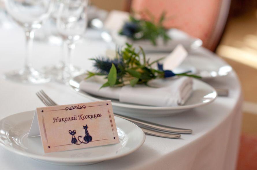 """кошки мышки синяя фиолетовая персиковая свадьба - фото 6443078 Студия флористики и декора """"Глориоза"""""""