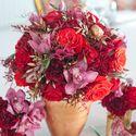 золотая красная свадьба