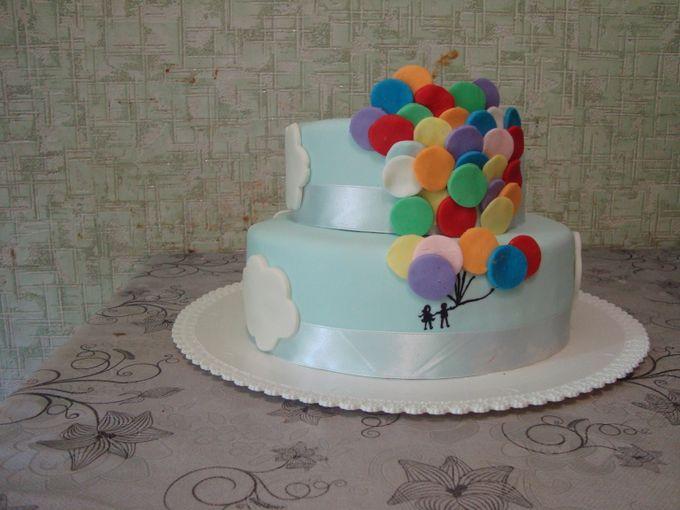 Фото на торте уфа