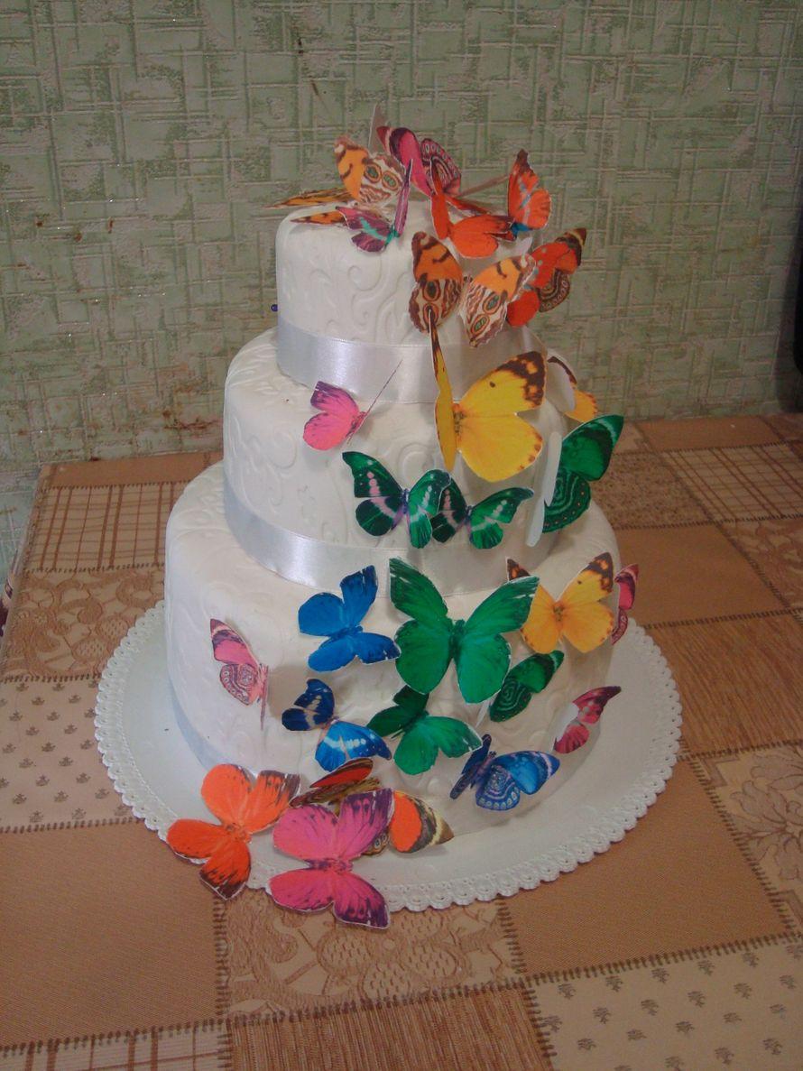 Принт на торте своими руками